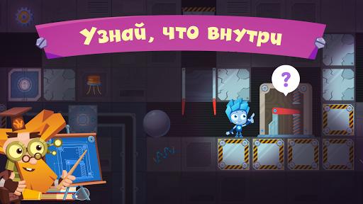 Фиксики: Приключенческая игра скриншот 3