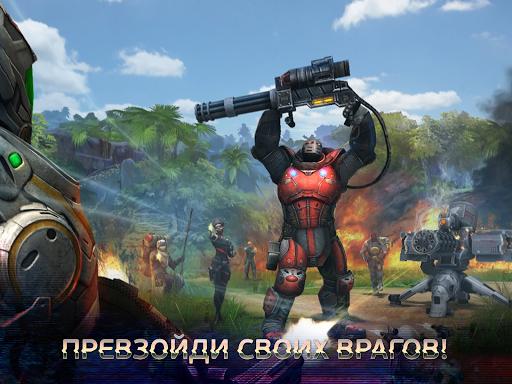 Эволюция: Битва за Утопию скриншот 2