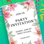 Поздравительные открытки – Создатель приглашений