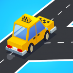 Гонки Такси - Безумный Водитель