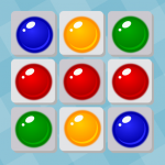 Color Lines: Цветные линии - 5 шариков в ряд