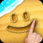 рисовать на песке: Sand Draw