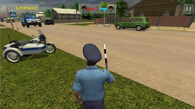 Симулятор русского гаишника 3D скриншот 3