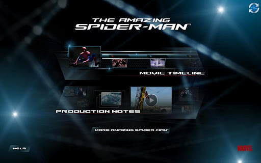 Amazing Spider-Man 2nd Screen скриншот 1