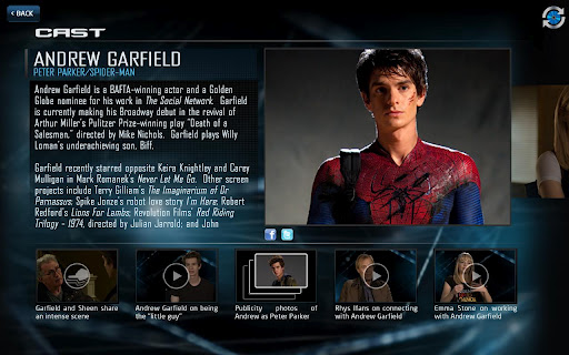 Amazing Spider-Man 2nd Screen скриншот 2