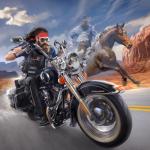 Outlaw Riders: Война Байкеров