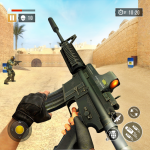FPS Free Offline стрелялки Игры Военные Игры 3D