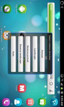 Управление Поворот экрана скриншот 2