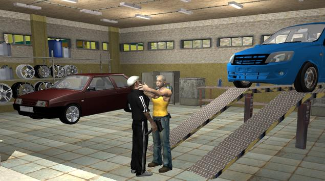 Криминальная Россия 3D. Борис скриншот 2