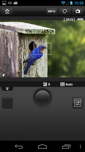 EOS Remote скриншот 1