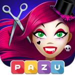 Девочки парикмахерская монстры - игры для детей