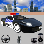 Police Extreme Car Hard Parking:New Car Games 2020