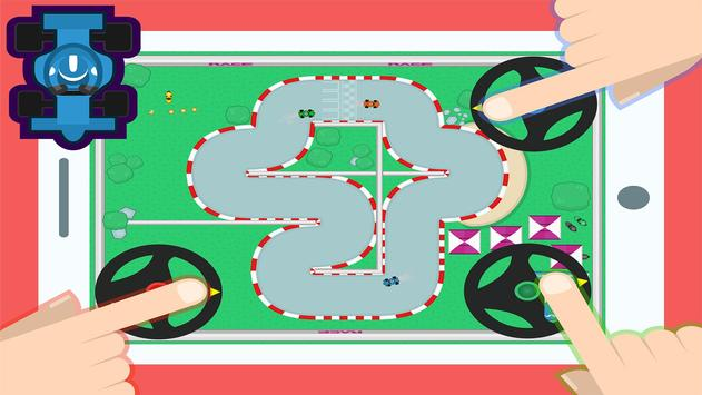Игры на двоих троих 4 игрока - змея, танки, футбол скриншот 4