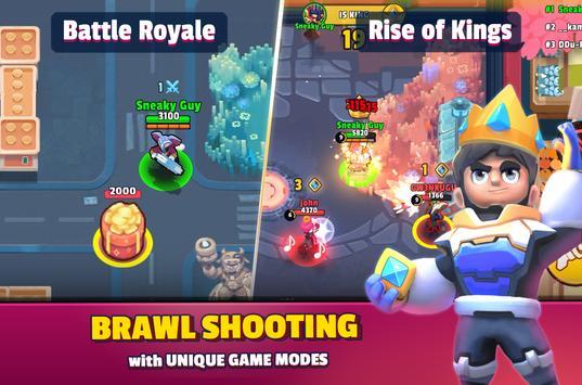 Heroes Strike скриншот 1