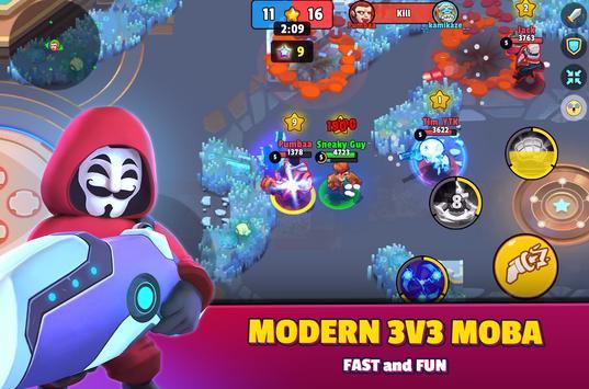 Heroes Strike скриншот 2