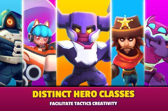 Heroes Strike скриншот 3