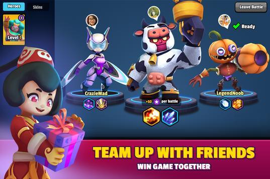 Heroes Strike скриншот 5