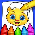 Игры: раскраска, рисование, рисование неоном