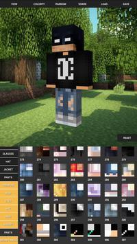 Custom Skin Creator For Minecraft скриншот 2