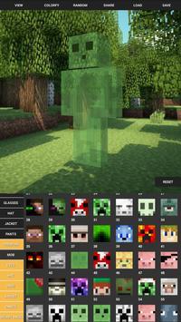 Custom Skin Creator For Minecraft скриншот 3