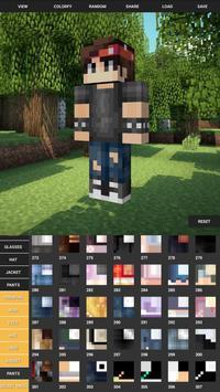 Custom Skin Creator For Minecraft скриншот 5