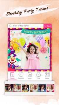 Free Video Editor скриншот 4