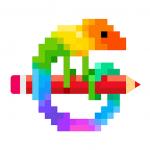 Pixel Art: Раскраска по номерам
