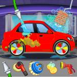 Car Wash: Cleaning & Maintenance Garage
