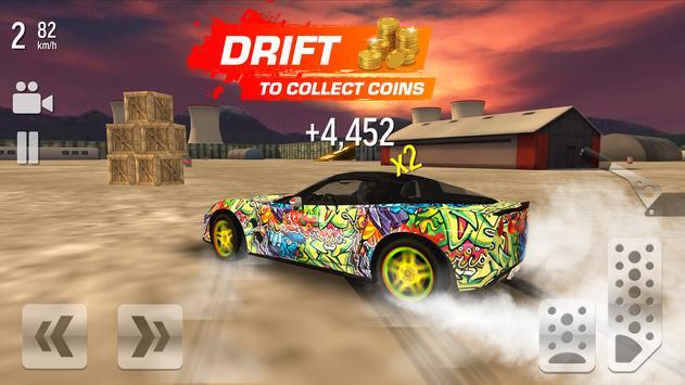 Drift Max дрифт скриншот 1