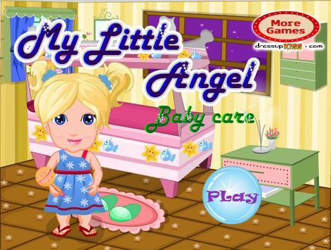 Мой маленький ангел скриншот 1