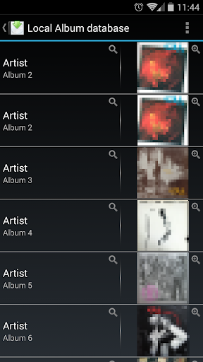 Album Cover Finder скриншот 2
