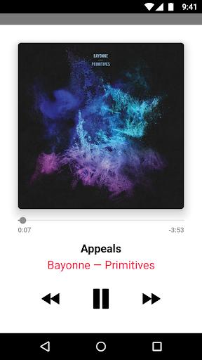 Apple Music скриншот 5