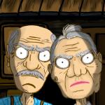 Grandpa And Granny Escape House