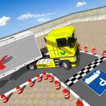 жесткий грузовик стоянка 2019: грузовик вождение