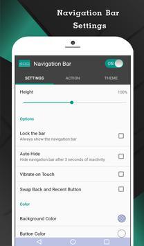 Navigation Bar скриншот 2