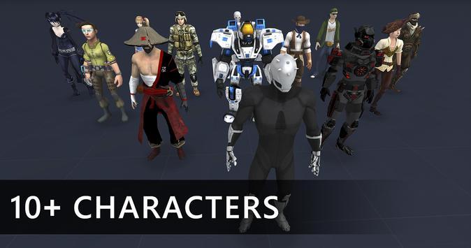 Sandbox 3D скриншот 4