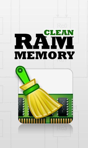 Clean RAM Memory скриншот 1