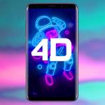 4D Parallax Wallpaper