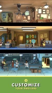 Fallout Shelter скриншот 3