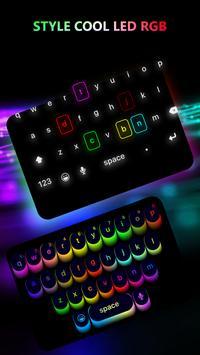 Светодиодная подсветка - Механическая клавиатура RGB скриншот 1