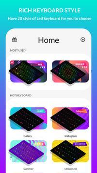 Светодиодная подсветка - Механическая клавиатура RGB скриншот 2