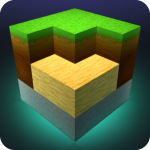 Мир кубов - Exploration Lite Craft