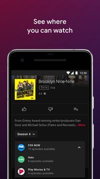 Google Play Фильмы скриншот 2