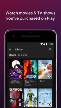 Google Play Фильмы скриншот 4