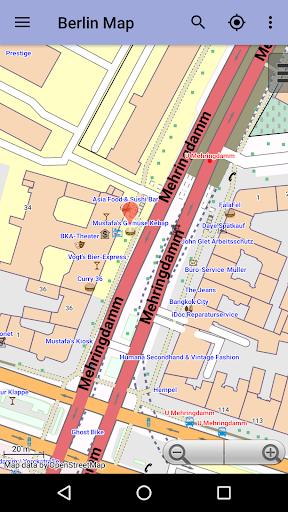 Берлин: Офлайн карта скриншот 5