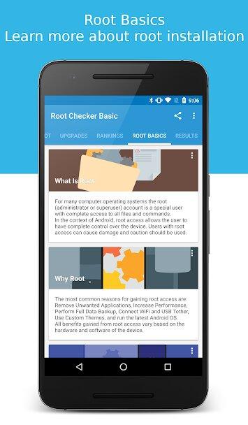 Root Checker скриншот 4
