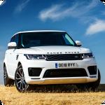 Range Rover City Driving: lx сумасшедшие автомобил