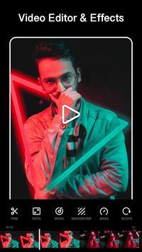 Видеоредактор для Лайк, Tik Tok - видео эффекты скриншот 1