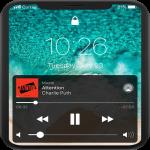 Блокировка экрана и уведомления iOS 14