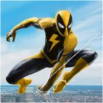 Spider Rope Hero: Crime City Battle